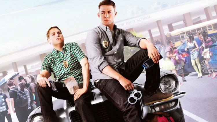 21 Jump Street Movie fondo de pantalla