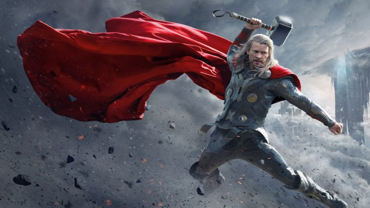 Thor The Dark World Wide