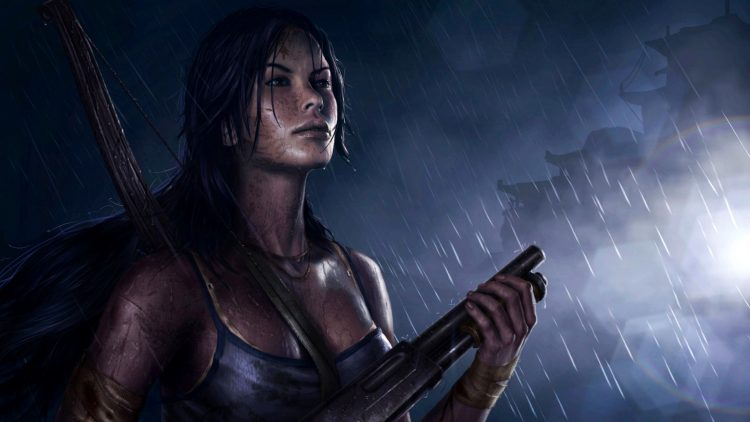 Tomb Raider Renace Arte