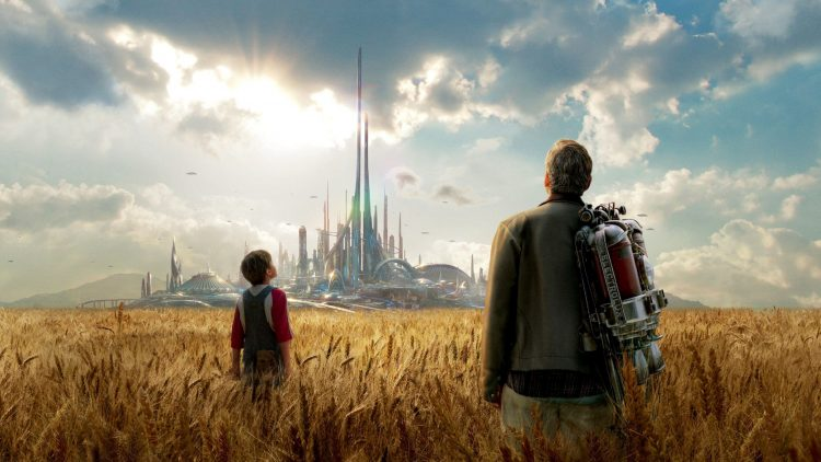 Tomorrowland Desktop