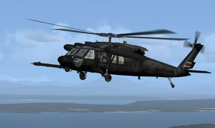 Uh 60 Blackhawk Helicopters