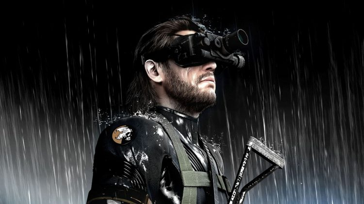 Videojuego de Metal Gear Solid Ground Zeroes